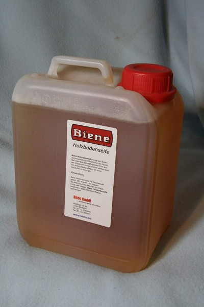 Biene Holzbodenseife 2,5 L